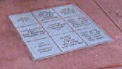 Main Street Stepping Stone Trail