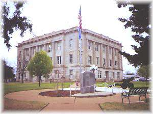 Tillman County Courthouse