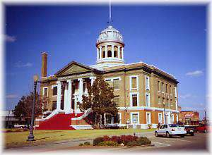 Washita County Courthouse
