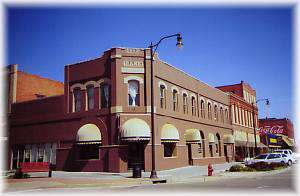Old Cordell National Bank Building