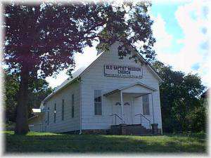 Old Baptist Mission