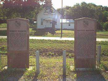 Historic Monuments at Babtist Mission