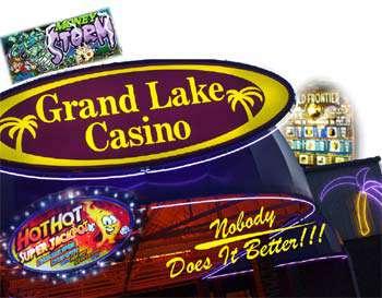 Lake Spectre Grove Ok