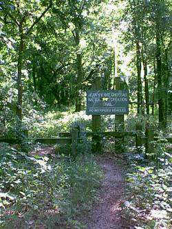 Chouteau National Hiking Trail