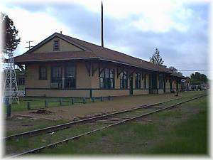 MKT Railroad Depot and Hospitality Center