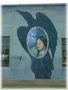"""""""Messenger"""" - Artist, Cha', 1993"""