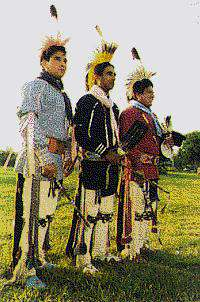 Osage Indian Heritage