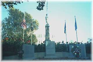 Pawnee County Veteran's Memorial/ Walk of Honor