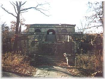 WPA Historic Bathhouse