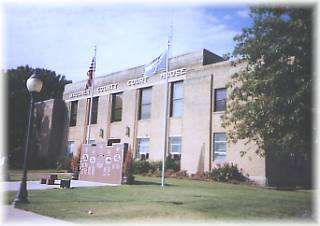 Wagoner County Courthouse & Memorial Walk