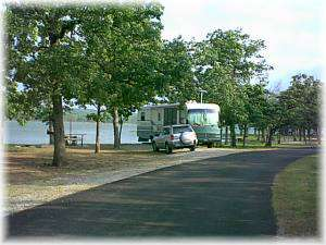 Skiatook Lake Corps Campgrounds