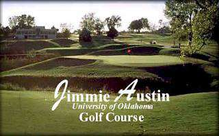 Jimmie Austin OU Golf Course