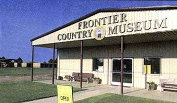 Frontier Country Historical Society Museum