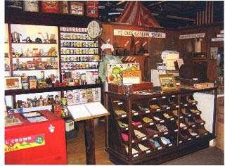 General Store - Frontier Museum