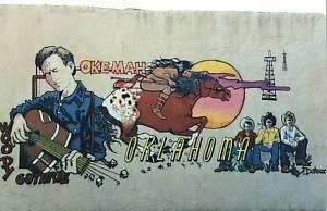 Guthrie Mural