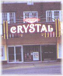 Crystal Theater, 1921 - 2000