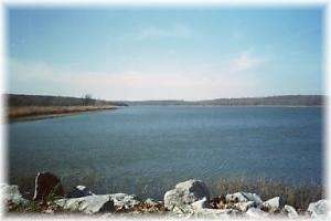 Okemah Lake