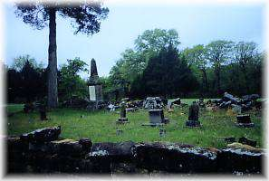 Boggy Depot Cemetery