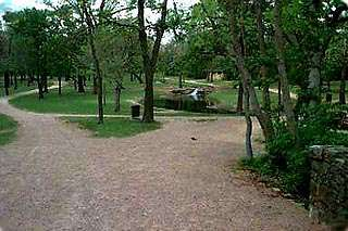 Arbuckle Area Hiking Trails