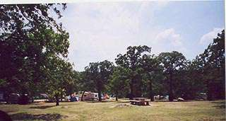 Lake Murray SP Campgrounds