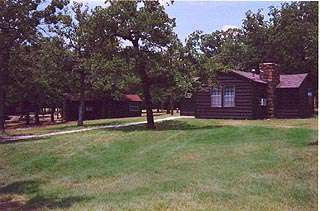 Lake Murray State Park Cabins
