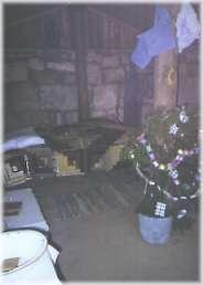 Inside Dugout