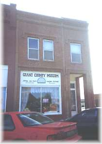 Grant County Historical Society Museum
