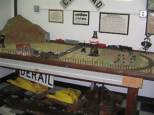Derailed Railroad Co. Museum