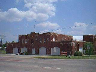 Blackwell Armory