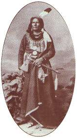 Ponca Chief, Standing Bear