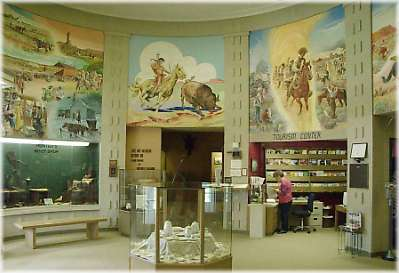 The Plains Indians and Pioneers Museum