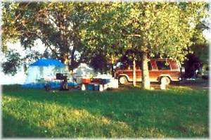 Canton Lake Corp Campgrounds