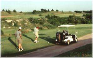 Roman Nose Golf Course