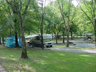 Dale Hollow Lake  USCOE Campgrounds