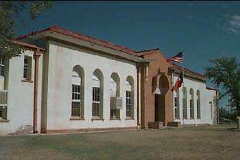 Adobe Courthouse