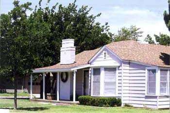 George W. Bush Childhood Home