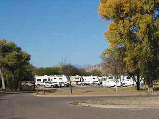 Rio Grande Village RV Park