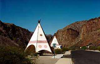 Big Bend Ranch State Park Camping