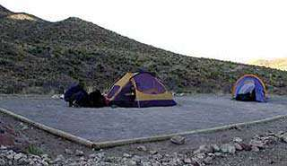 Franklin Mountains State Park Camping