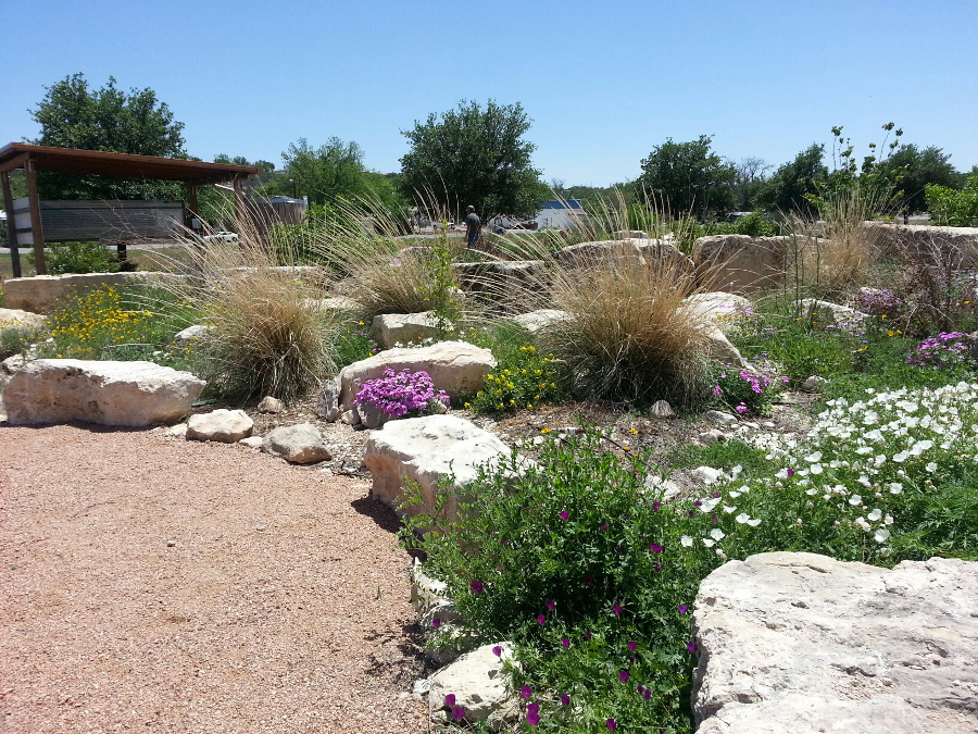 Crockett County Interpretive Trail & Visitor Center Park