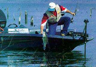 Sam Rayburn Fishing