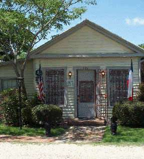 Bastrop County Historical Society Museum