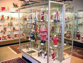 Mary Elizabeth Hopkins Santa Claus Museum
