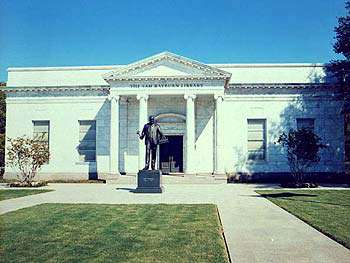 Sam Rayburn Library and Museum