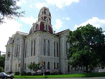 Parker County Courthouses