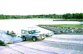 Cooper Lake Boat Ramps