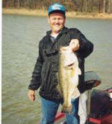Pat Mayse Lake Fishing