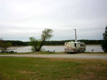 Lake Texoma COE Campgrounds