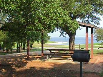 Whitney Lake COE Parks