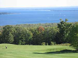 Ives Grove Golf Links -Blue/ Red